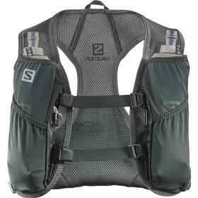 Salomon Agile 2 Backpack Set urban chic/shadow